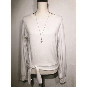 GAP - White Long Sleeve
